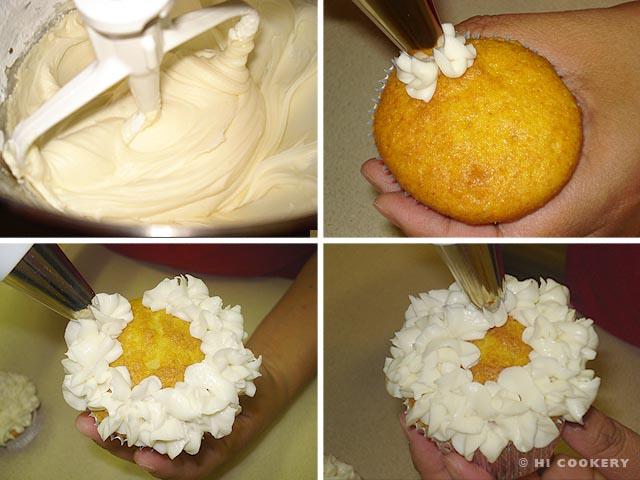 Amaretto Cream Cheese Frosting