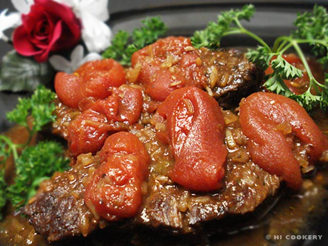 Steak San Marco