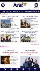 Arab Today mini screenshot 15