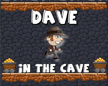 Dave In the Cave screenshot 0