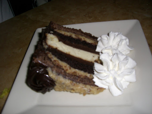 Chris\'s Outrageous Chocolate Cake
