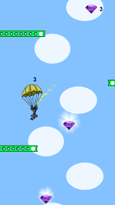 Swing Parachute screenshot 1