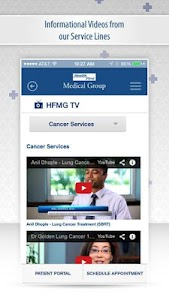 Health First Medical Group screenshot 1