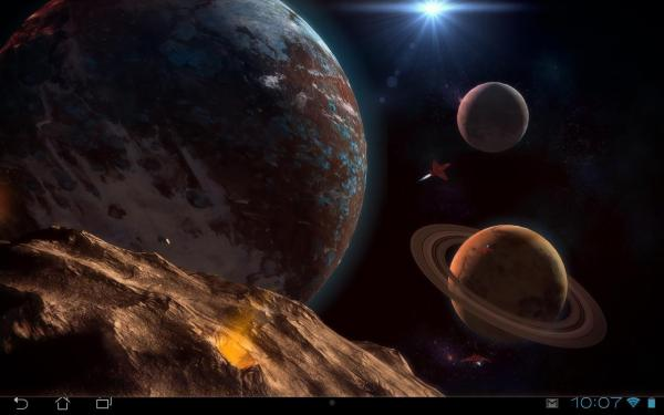 Planetscape 3D Free LWP - Android Apps on Google Play
