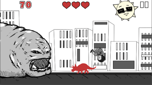 Mega Mad Slug Chew Billy Chase screenshot 5