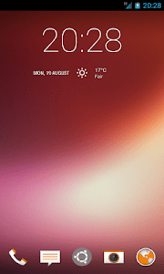 Ubuntu Apex Theme screenshot 0