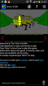 The Time Traveller Demo screenshot 0