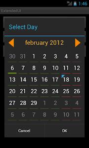 ExtendedUI screenshot 0