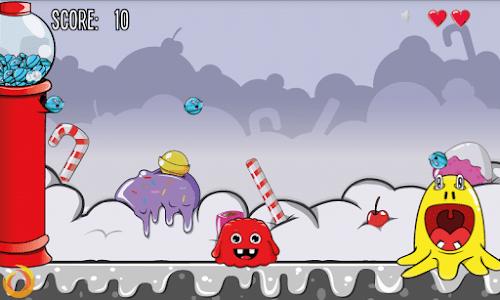 Slime Dunk screenshot 1
