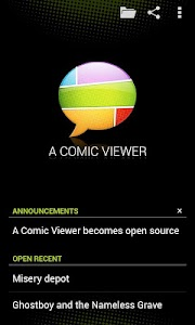 A Comic Viewer screenshot 0