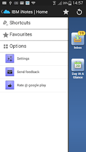 notes launcher (lotus notes) screenshot 5