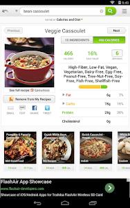 Vegetarian Recipes & Nutrition screenshot 13