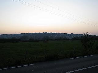 Le paysage était bien tout le long !
