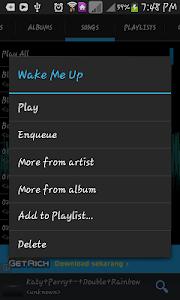 Quick MP3 Music Audio screenshot 2