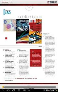 Revista Information Technology screenshot 1