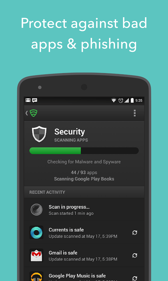 App Protection Phone
