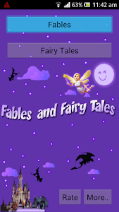 Fables and Fairy Tales screenshot 0
