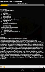 Deep Fryer Recipes screenshot 8