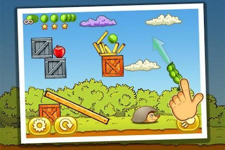 Hedgehog – Lost apples screenshot 2
