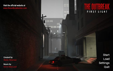 The Outbreak: First Light screenshot 0