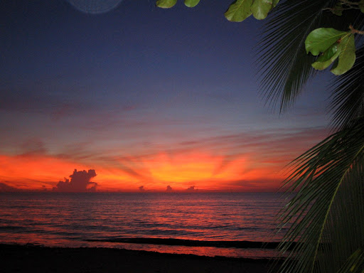 Sunset - Negril, Jamaica