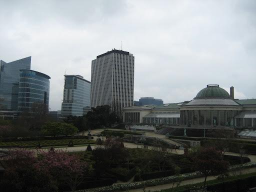 Giardino Botanico - Bruxelles