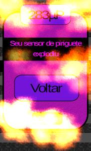 Sensor de Piriguete screenshot 1