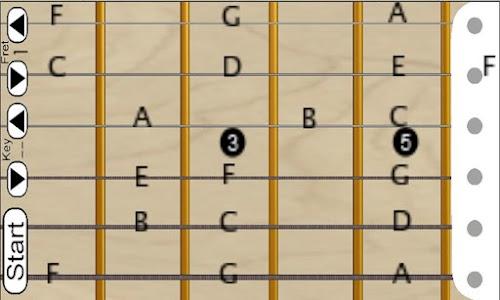 Mobile Guitar Strat screenshot 3