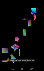 Fragments screenshot 0