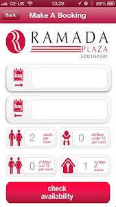 Ramada Plaza Southport screenshot 1
