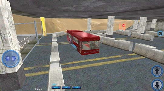 Bus Parking 3D Driver screenshot 21
