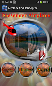Airplane & Helicopter Ringtone screenshot 11