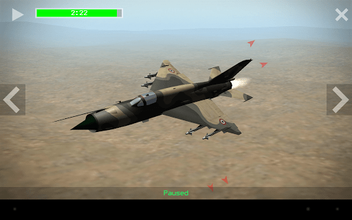 Strike Fighters Israel screenshot 09