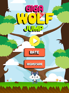 Giga Wolf Jump! screenshot 3