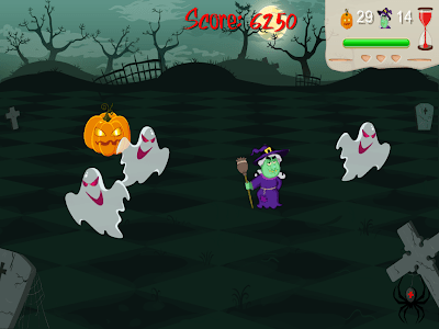 Squishy Halloween screenshot 4
