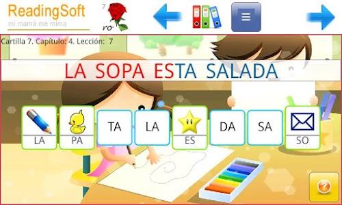 Curso 7 Aprender a Leer screenshot 6