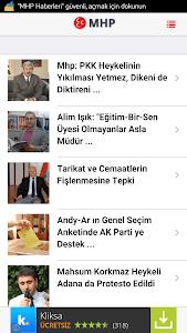 MHP Haberleri screenshot 3