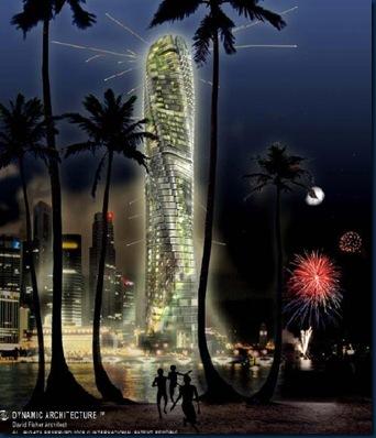 Dynamic Tower 7