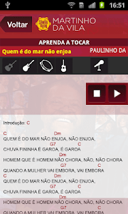Sambabook Martinho da Vila screenshot 3