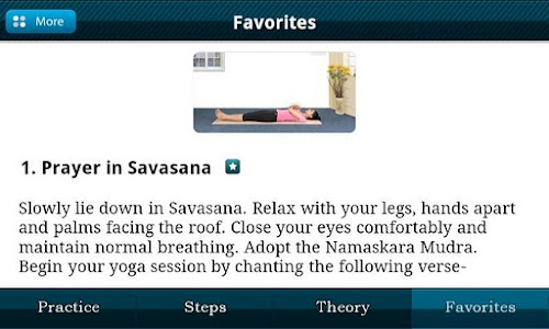 Yoga for Stress Management(L) screenshot 3