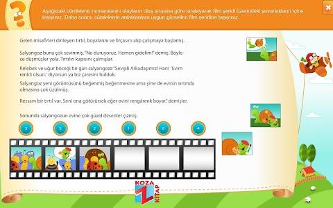 Türkçe 6 KOZA Z-Kitap screenshot 16