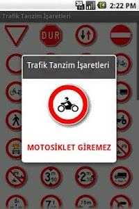 Trafik Levhaları - 2013 screenshot 2