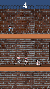 Prison Break Runner : S. Guard screenshot 2