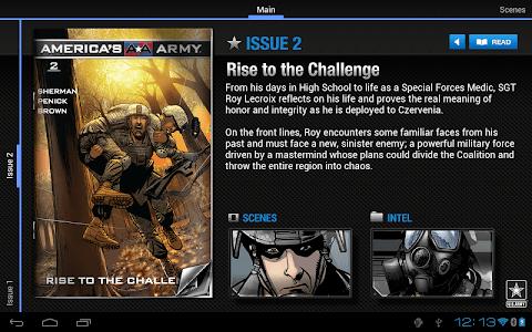 America's Army Comics screenshot 5