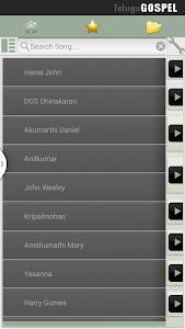 Telugu Gospel Songs Pro screenshot 4