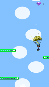 Swing Parachute screenshot 10