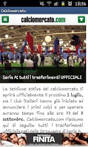 Notizie Sportive Italia screenshot 5