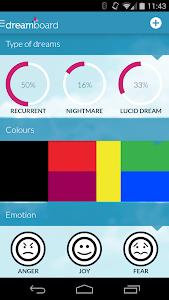 Dreamboard, track your dreams screenshot 4