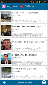 Jimex News Reader screenshot 0