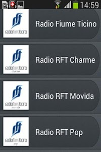 Radio Svizzera screenshot 3
